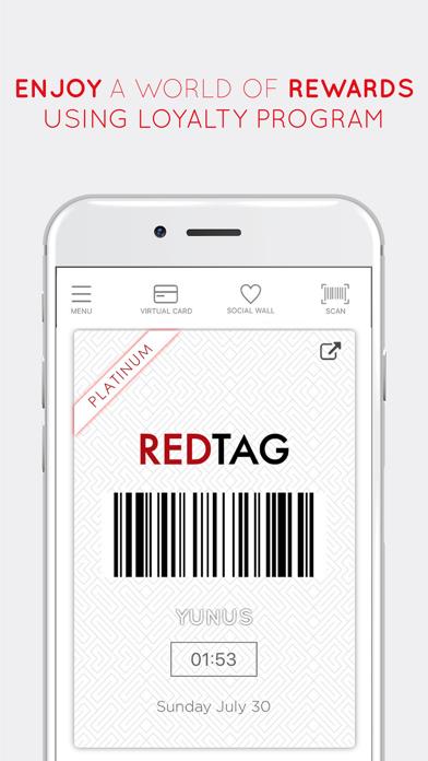 Screenshot for Redtag in Jordan App Store