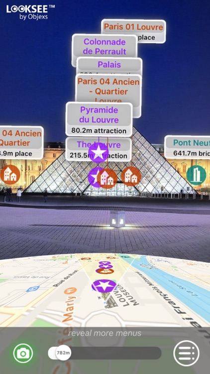 Paris Looksee AR screenshot-3
