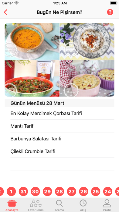 download Tarif Küpü - Yemek Tarifleri indir ücretsiz - windows 8 , 7 veya 10 and Mac Download now