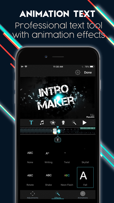IntroTube: Intro Video Maker