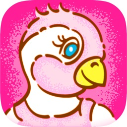 Pinkie, the pink penguin book