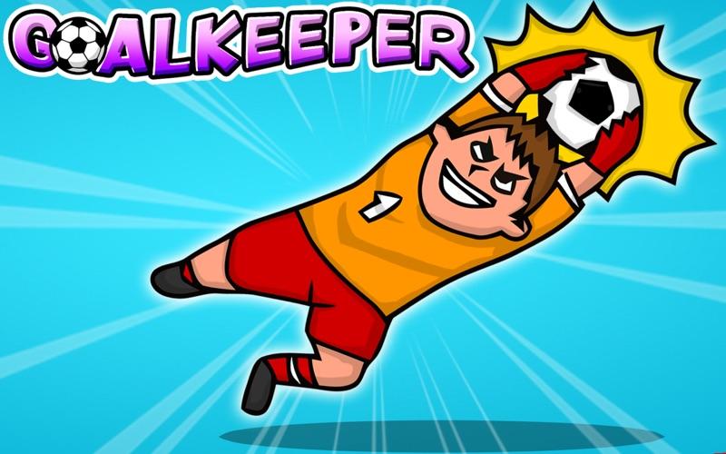 Mini Goalkeeper screenshot 2