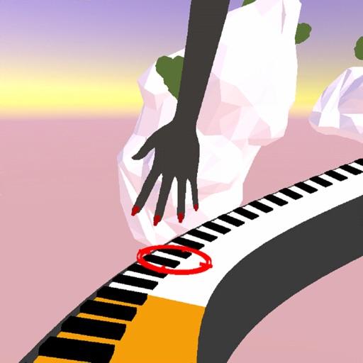 Piano Rush! 3D