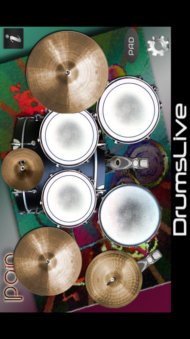 DrumsLive Lite