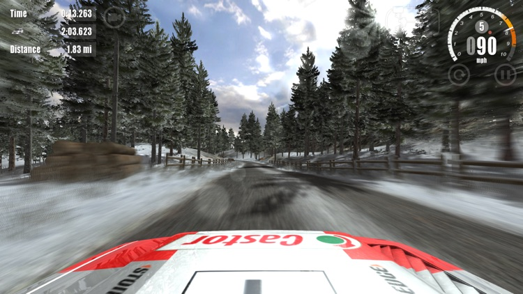 Rush Rally 3 screenshot-5