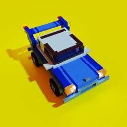 双人赛车3D跑车版-双人同屏竞速赛车游戏