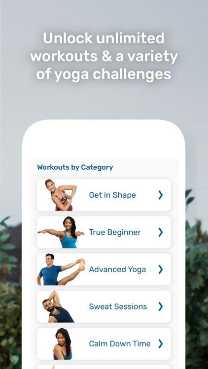 Yoga Workouts by Daily Burn screenshot-5