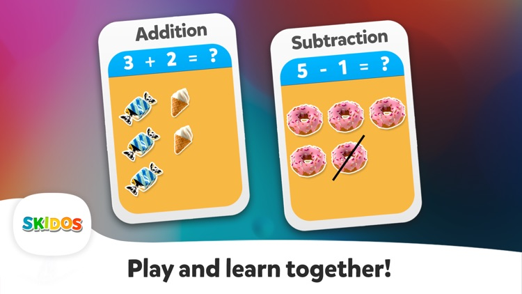 Math Learning Games: For Kids