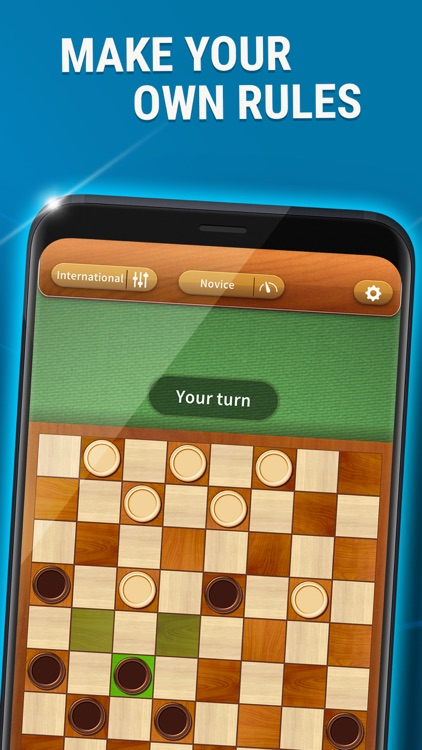 Checkers - Best Draughts Game