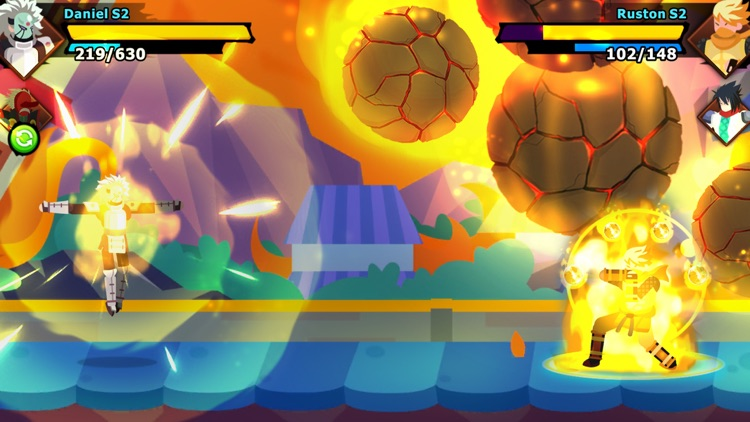Stick Legends: Fight League screenshot-3