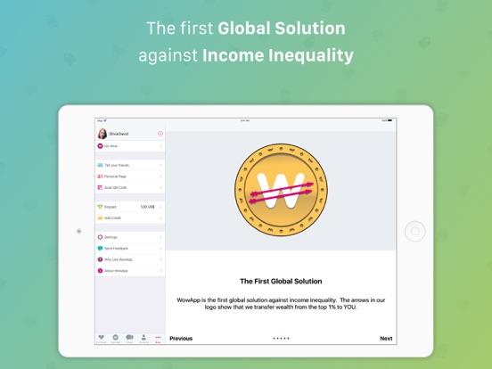 WowApp Messenger screenshot