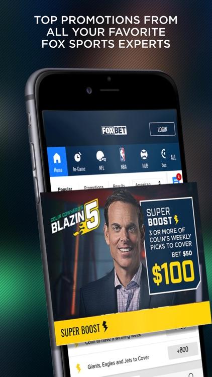 FOX Bet - Sports Betting NJ