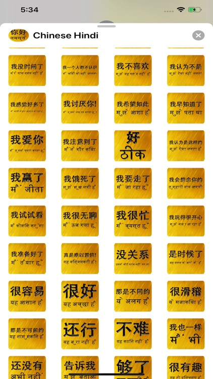 Chinese Hindi screenshot-8