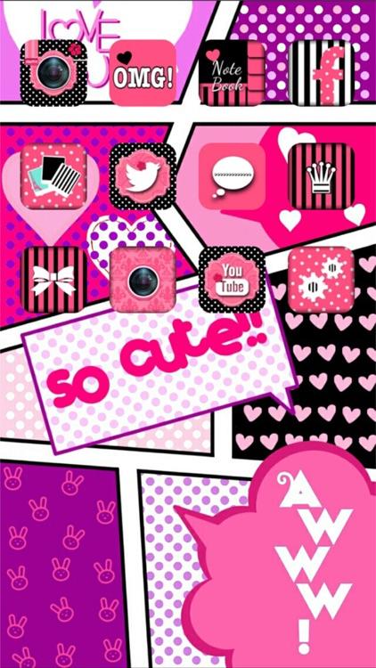 CocoPPa - cute icon&wallpaper screenshot-3