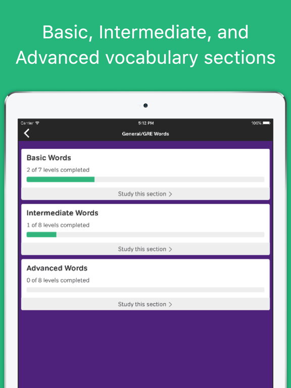 Vocabulary Builder by Magoosh | App Price Drops