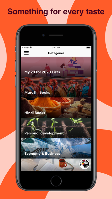 Storytel review screenshots