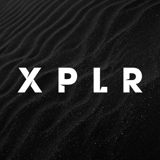 XPLR app for iphone