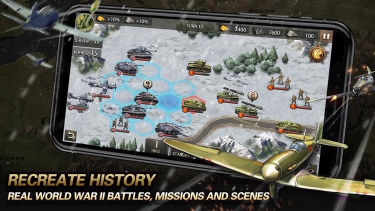 WW2: Warpath & Strategy Games screenshot-4