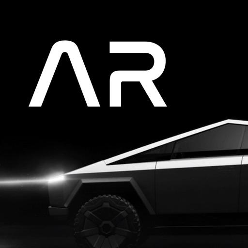 AR Cybertruck
