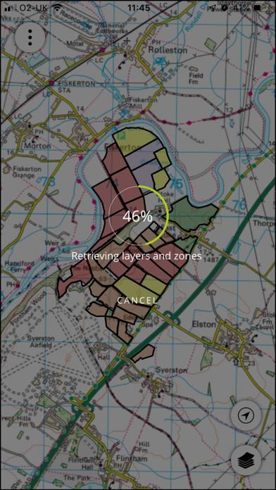 Omnia Field Scout screenshot one
