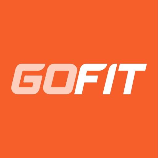 GoFit: Weight Loss Walking app logo
