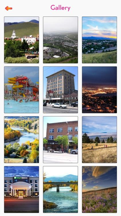 Missoula City Travel Guide screenshot-3