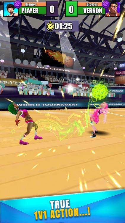 Dunk Flip - Basketball Strike screenshot-3