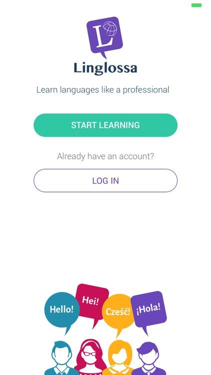 Linglossa: vocabulary screenshot-9