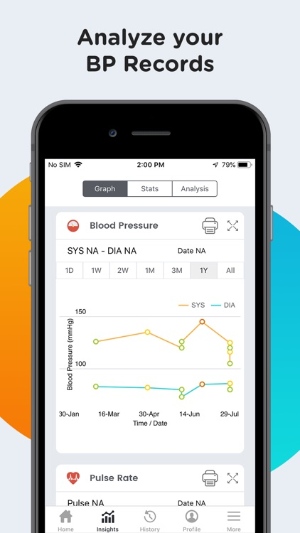 SmartBP - Smart Blood Pressure screenshot-8