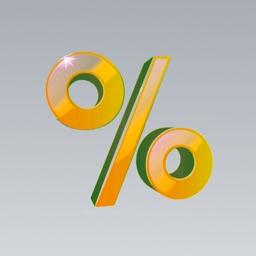 porcentagem premium