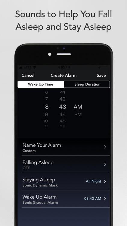Sonic Sleep screenshot-3