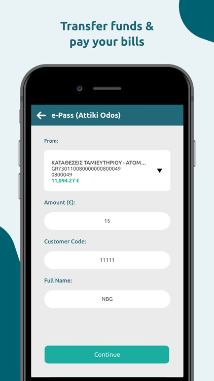 NBG Mobile Banking screenshot-5