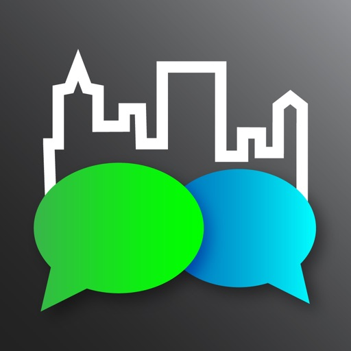 City Messenger icon