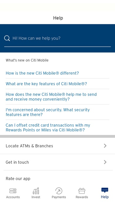 Citi Prepaid Limited Brands >> Citibank My By Citibank Berhad Ios United States Searchman App