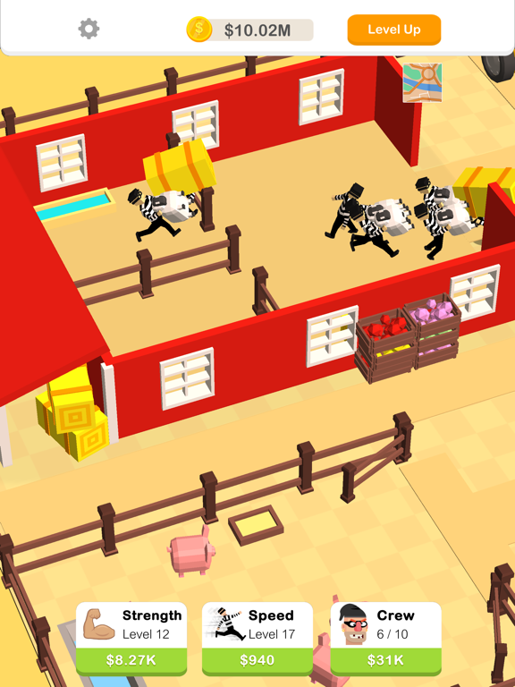 Idle Robbery screenshot 7