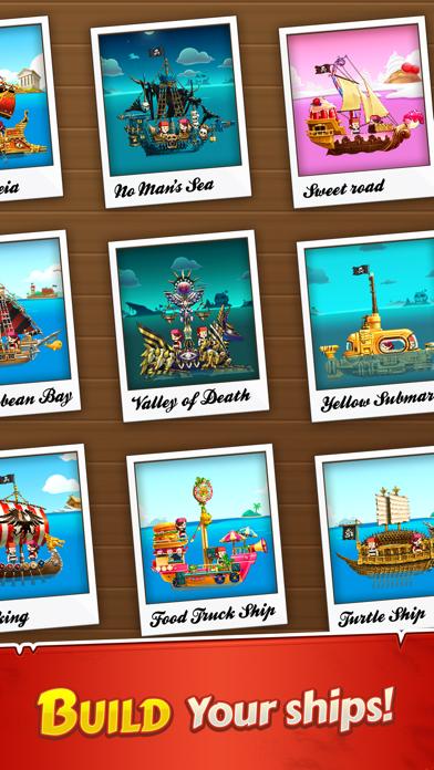 Pirate Master screenshot four
