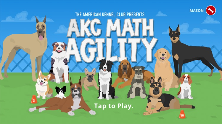 AKC Math Agility screenshot-0