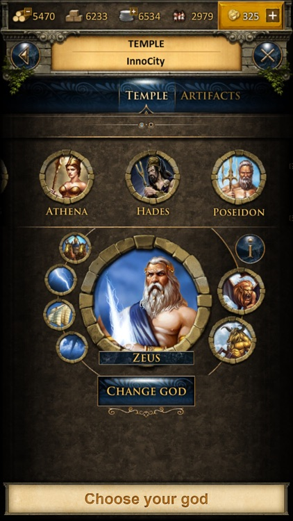 Grepolis - Divine Strategy MMO screenshot-1