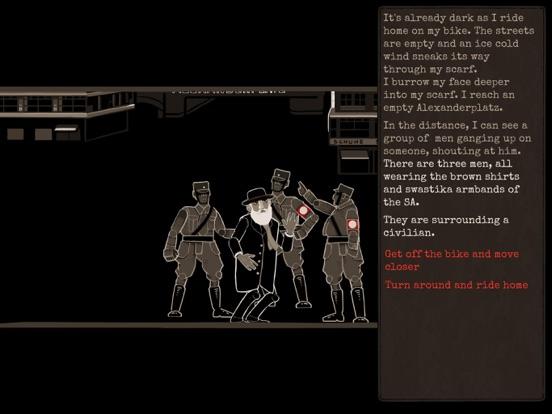 Through the Darkest of Times screenshot 9