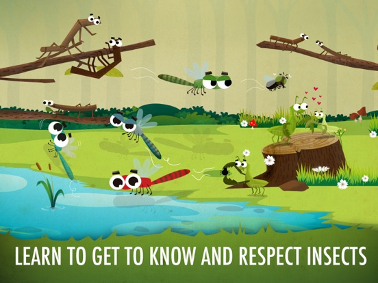 The Bugs I: Insects? Screenshots
