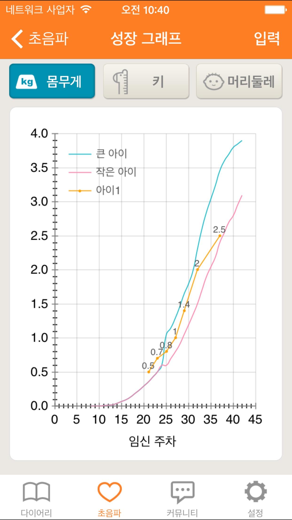 세이베베 - 임신, 출산, 육아 Screenshot
