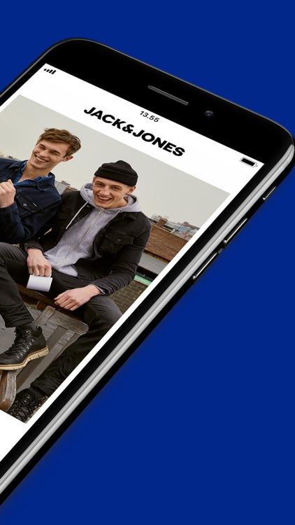 JACK & JONES: Herrenmode App
