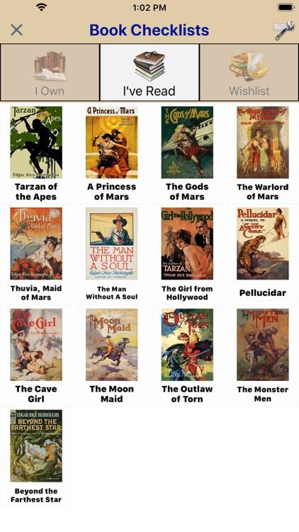 Edgar Rice Burroughs Editions screenshot-8