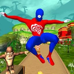 Super Dragon Hero Jungle Run
