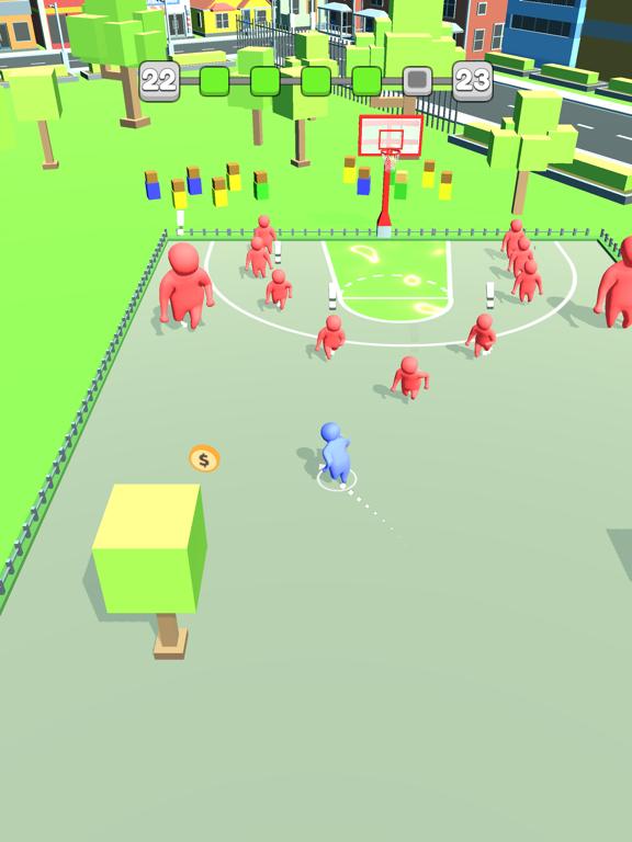 Basket Dunk 3D screenshot 8