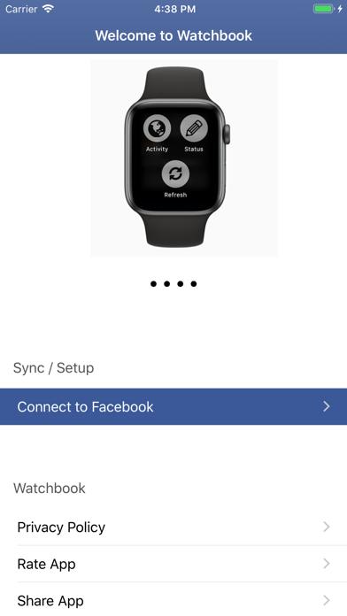 download Watchbook for Facebook apps 3