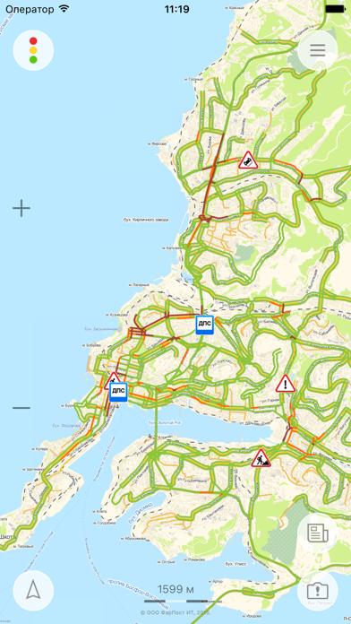 Карты ВЛ screenshot one