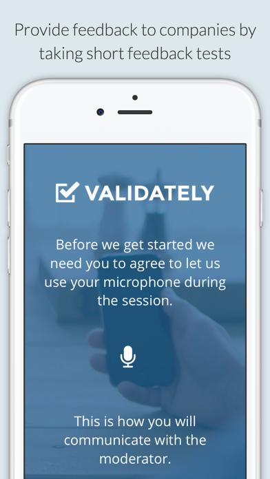 Validately RecorderScreenshot of 1