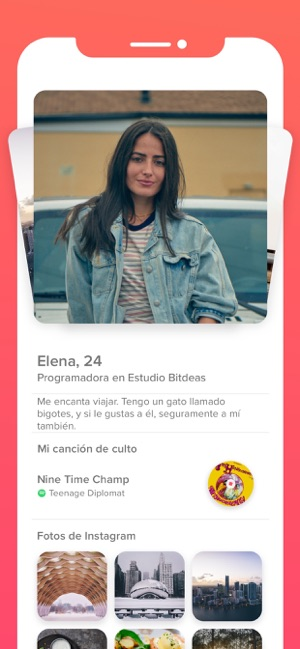 ‎Tinder Screenshot