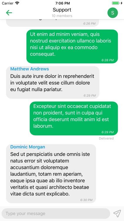 Zultys Mobile Communicator screenshot-6